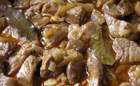 cookery cook ingredients adobo recipe