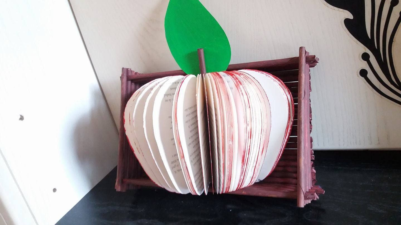 decor apple hendmade