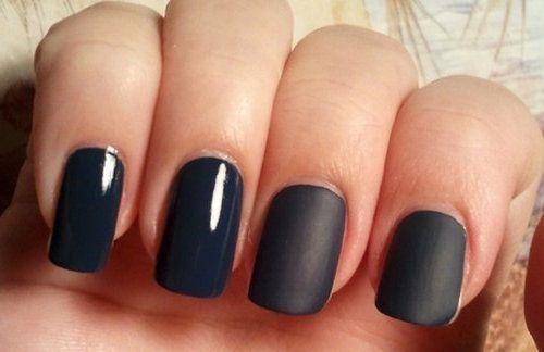 polish nail matte make makeup