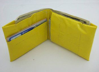 out accessories tape of duct wallet make