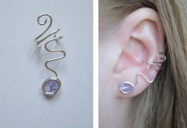 ear costume jewelry cuffs make