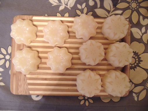organic natural homemade soap make