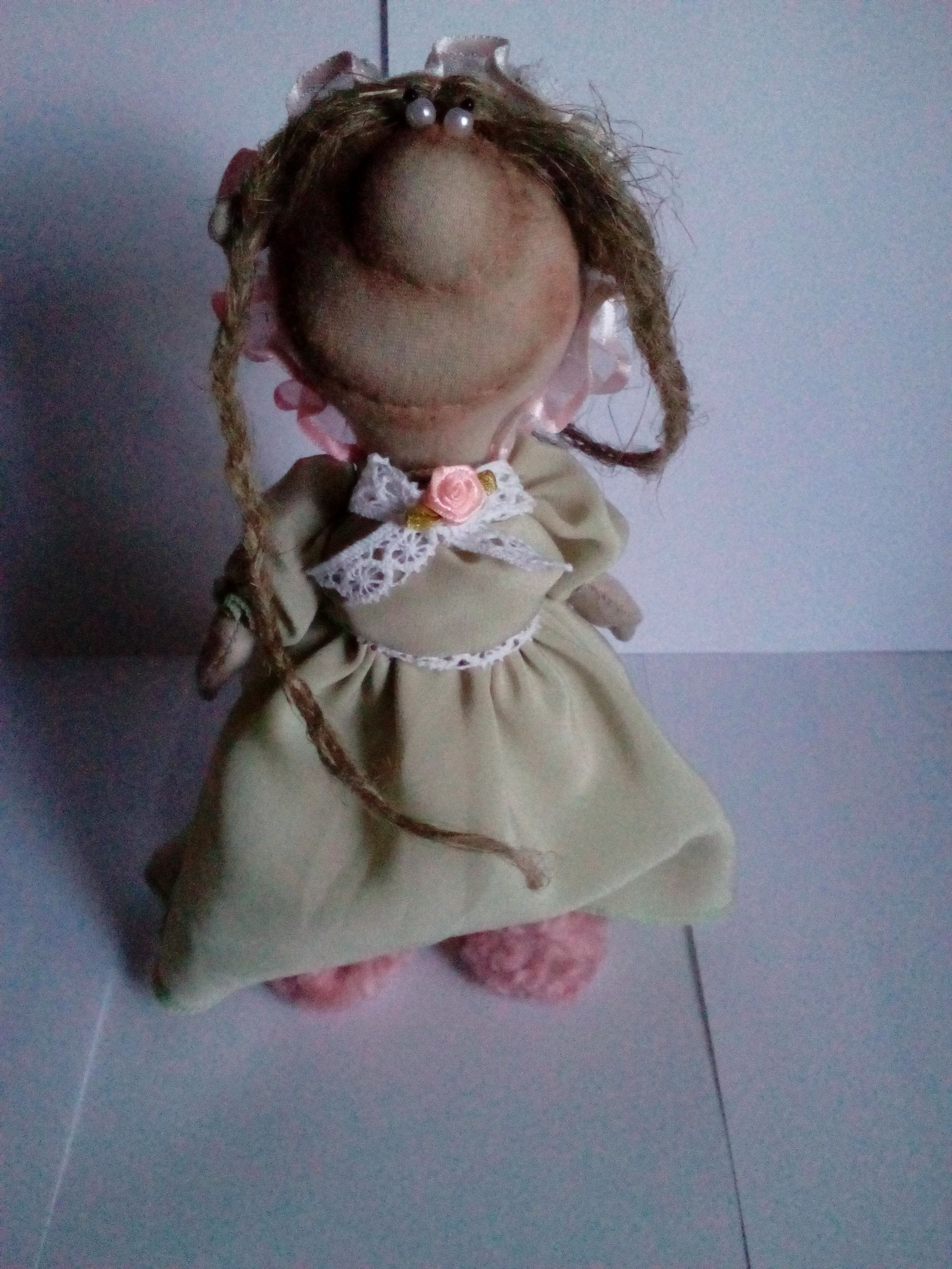toy doll gift handmade kids