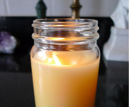 ingredients wax scented make candles