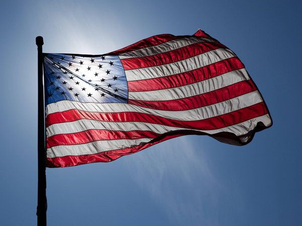 make holidays fabric flag flagpole