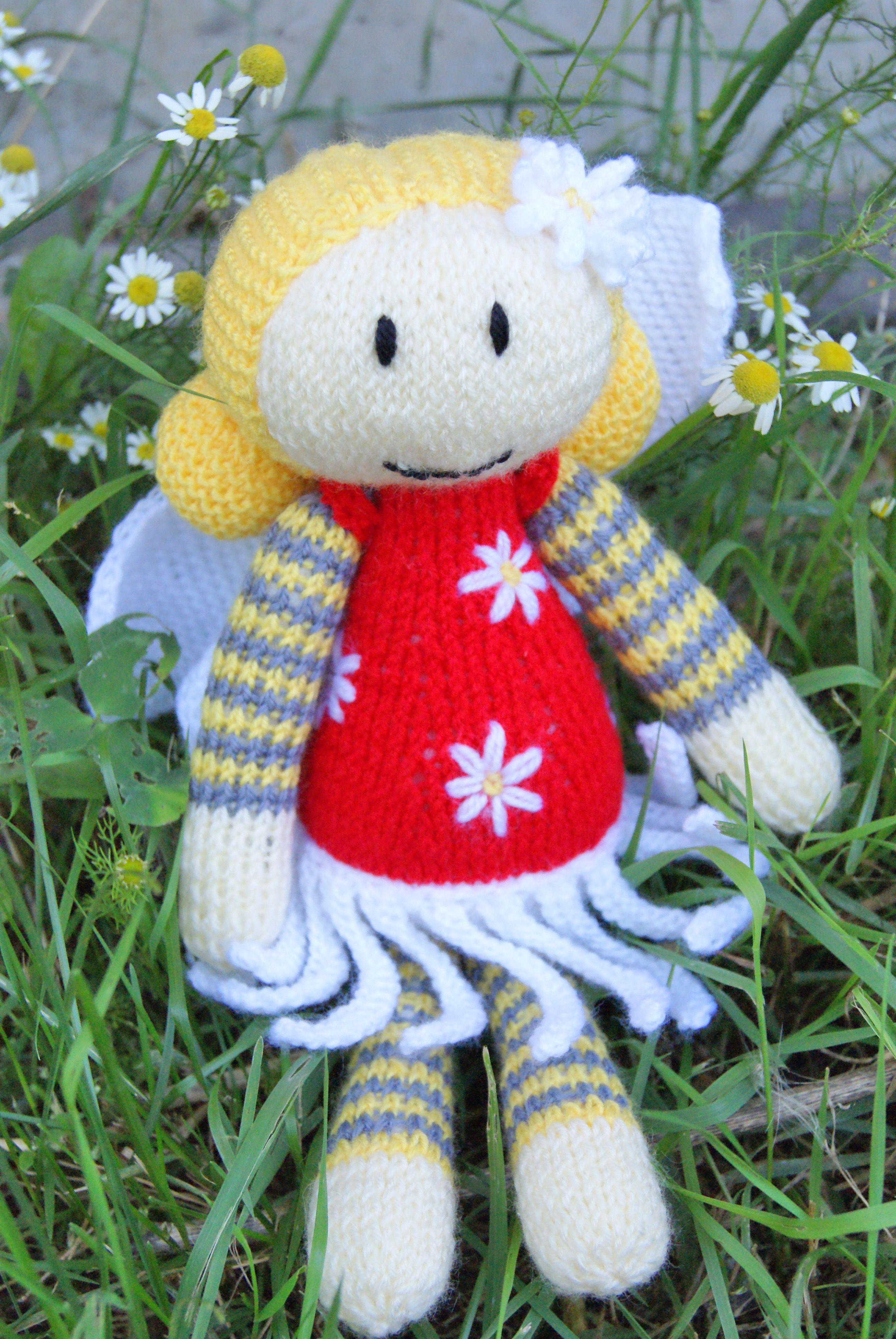 toy gift warm children interiortoy interiordoll knit