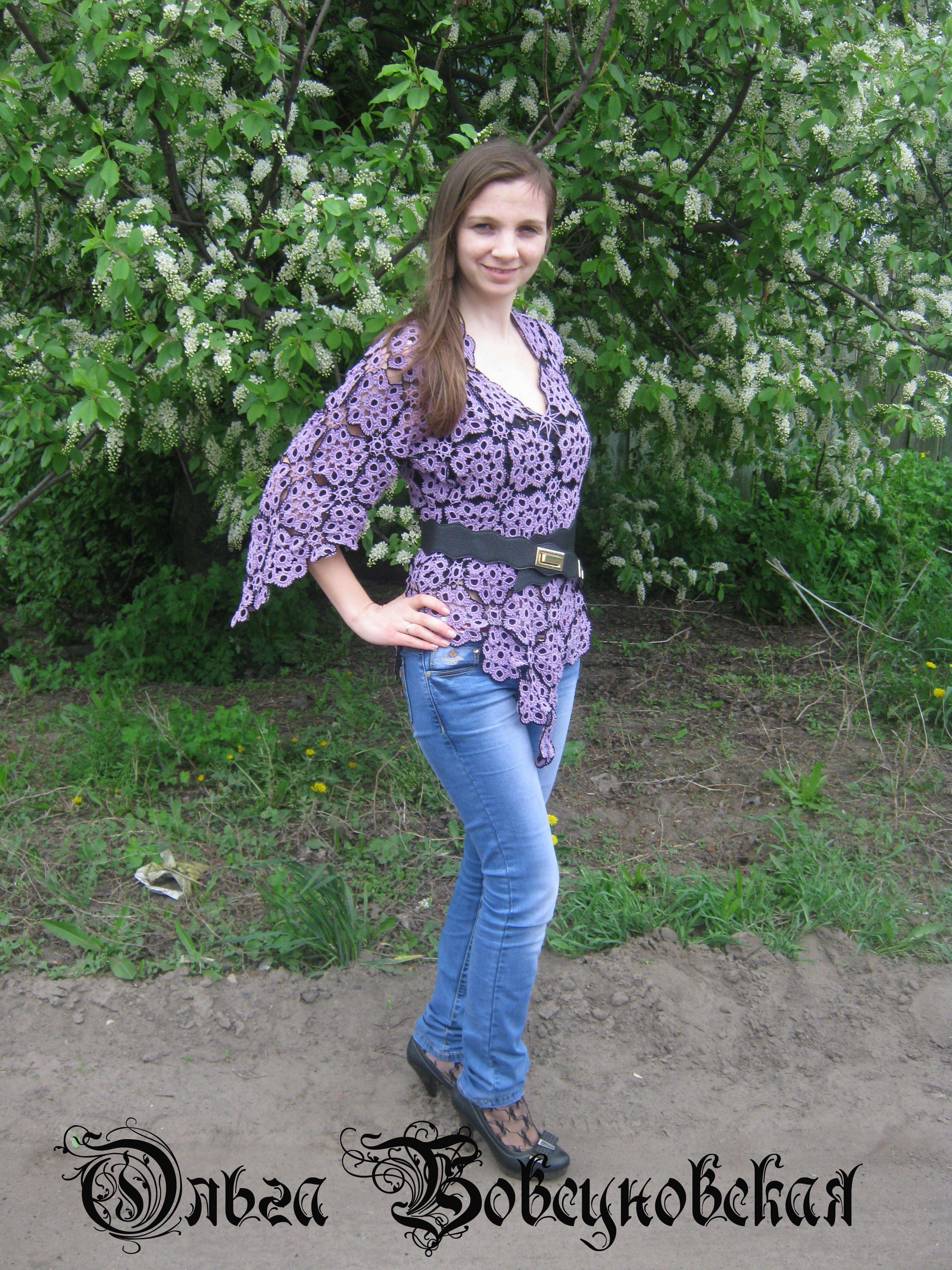 textile tunic handmade exclusive