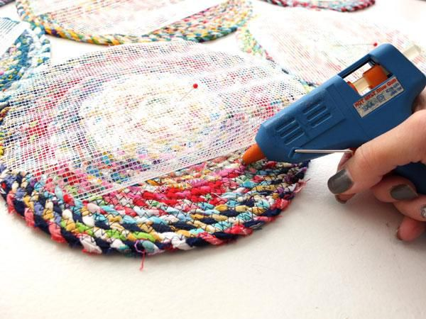 decor handmade interior rug homedecor idea diy creativity hobby inspiration ideaforhome patchworkthreadrug