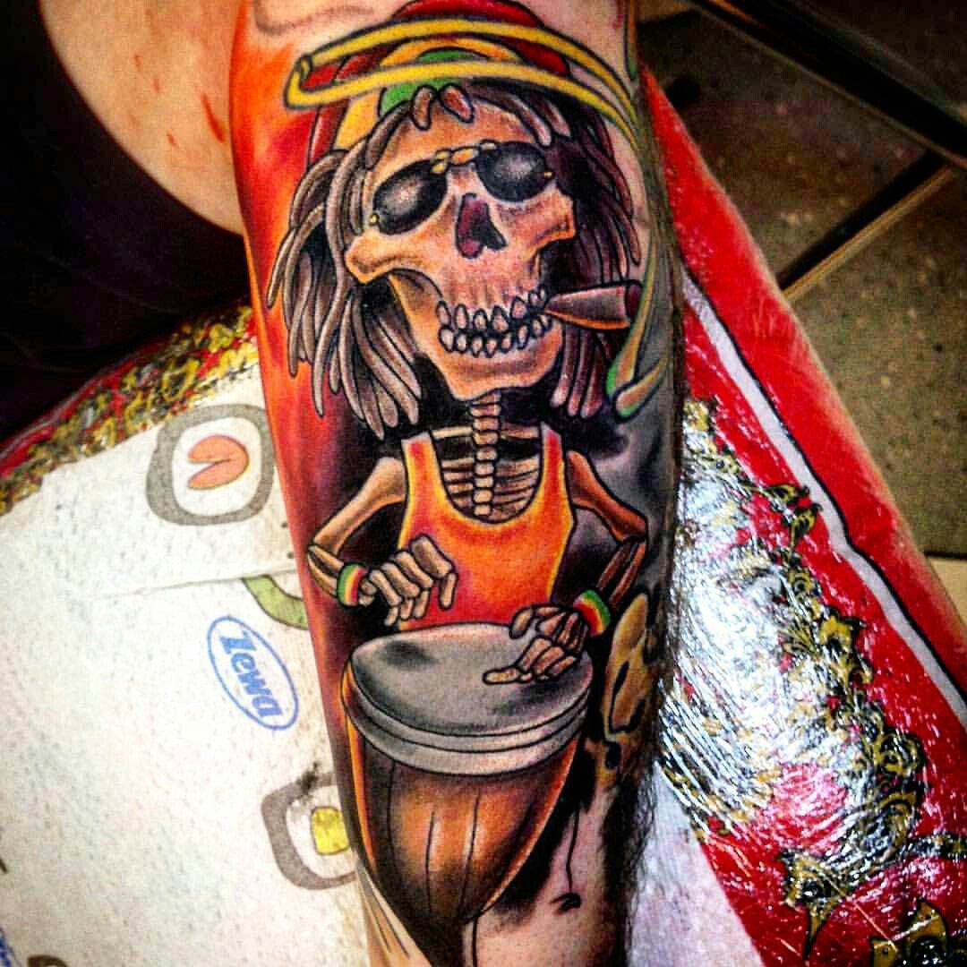 modern tattoo art