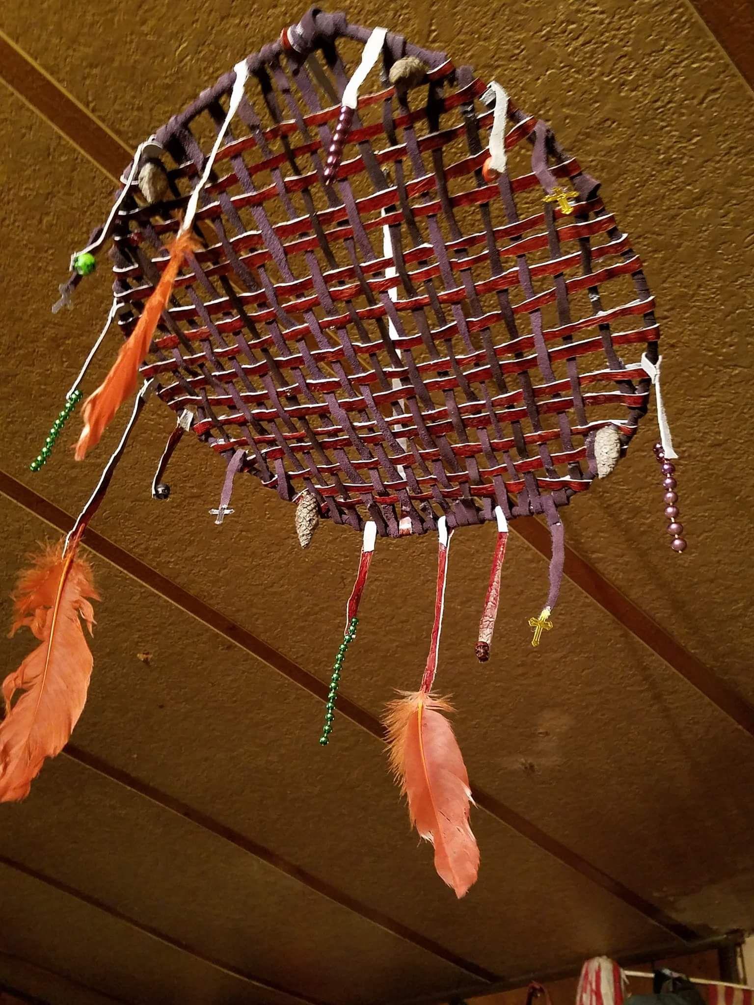 decor feathers home bedtime dreams dreamcatcher