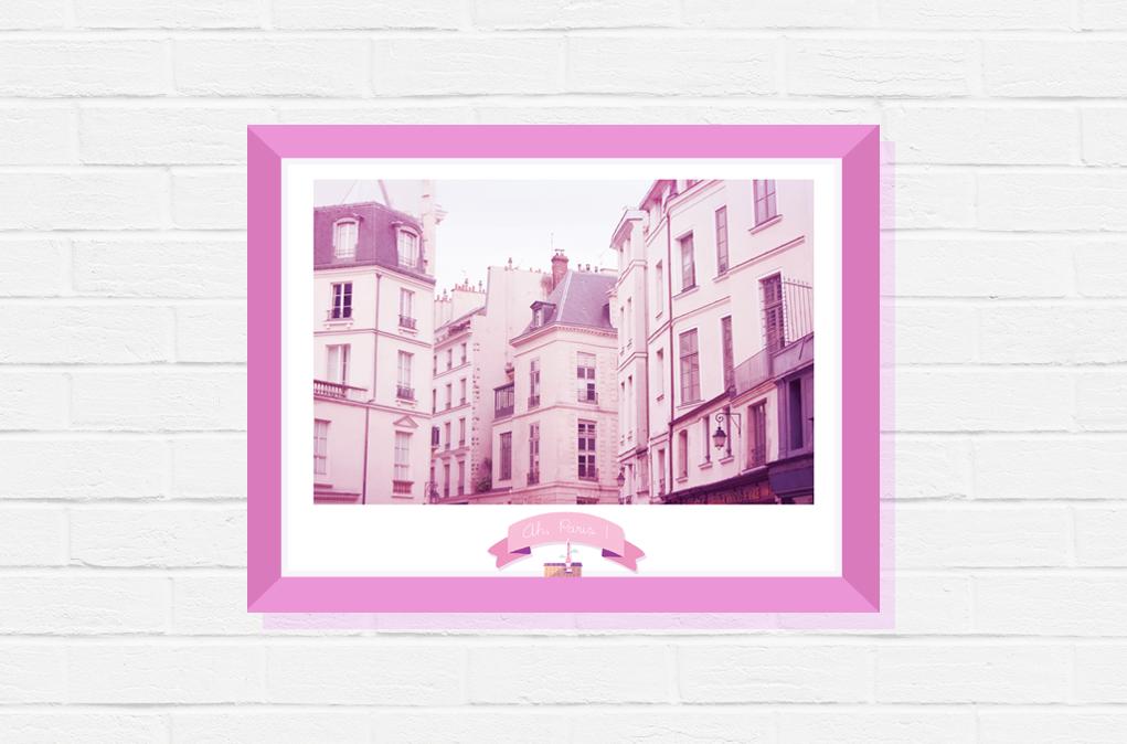 travel gift art decor for paris photography print wall her poster urban parisian