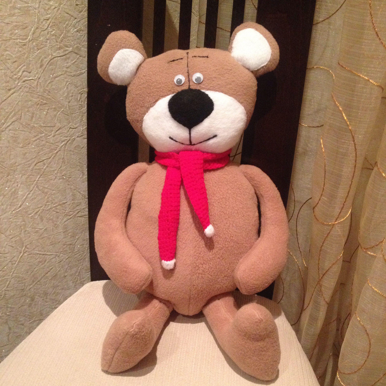toy textile bear