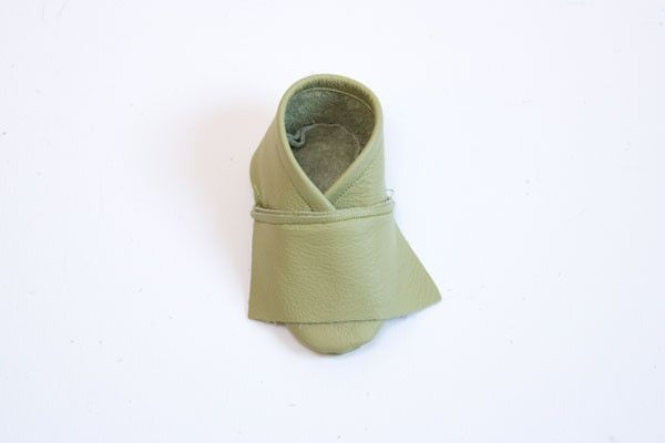 tailoring shoes leather baby moccasins