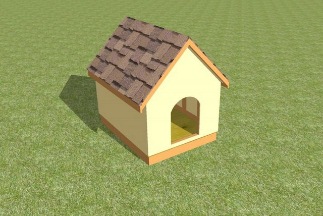 make animals dog house pets