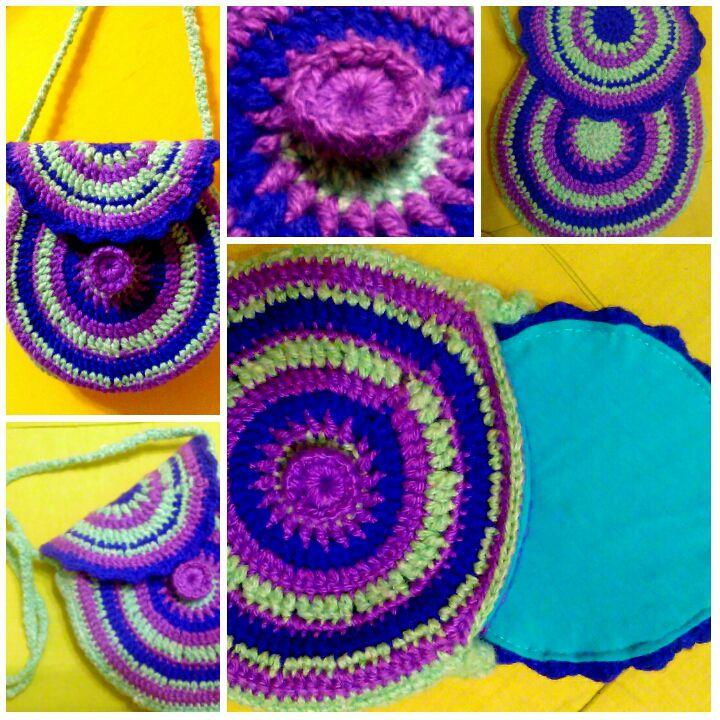handmade knittedbag bagforagirl bagcrocheted
