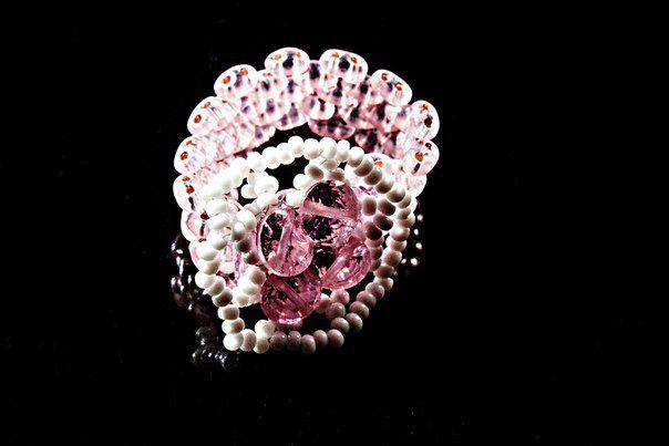 bracelet beads ring set