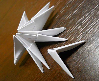 crafts origami paper make swan