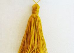 accessories decor tassel thread make
