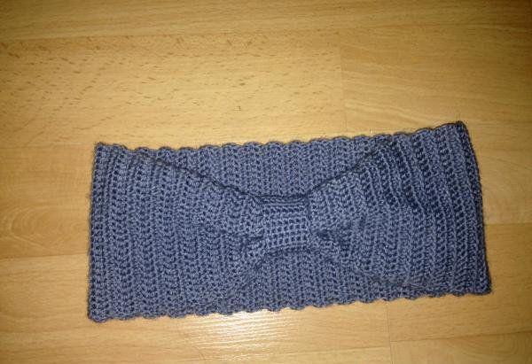 warmer textile ear crochet goods
