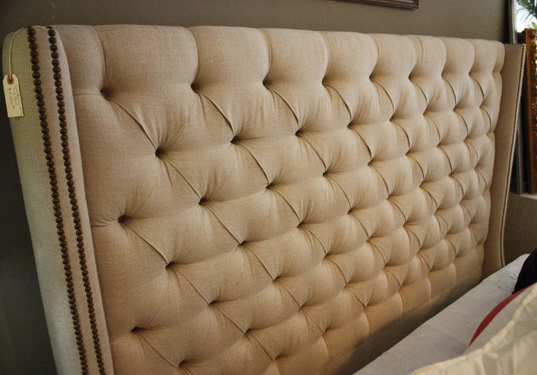 covering headboard tufted make furniture