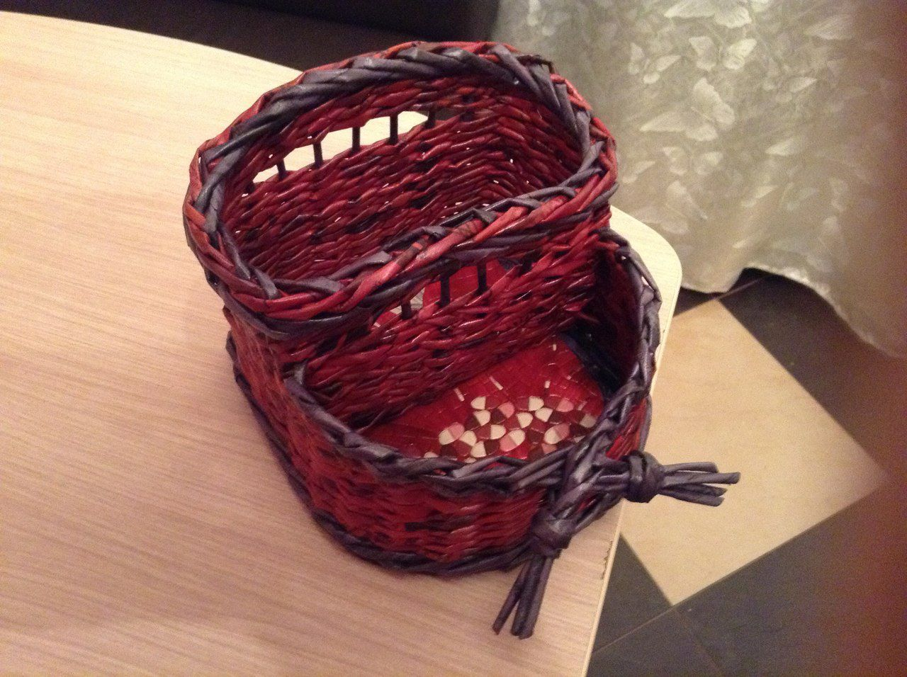 gift present interior paper accessory braided original