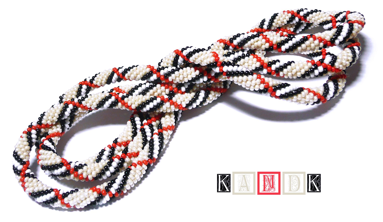 burberry kandk beads classy string
