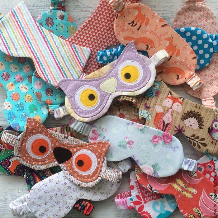 handmade crafts diy sleepingmask eyemask diymask