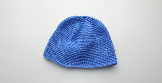goods instruction crochet textile beanie