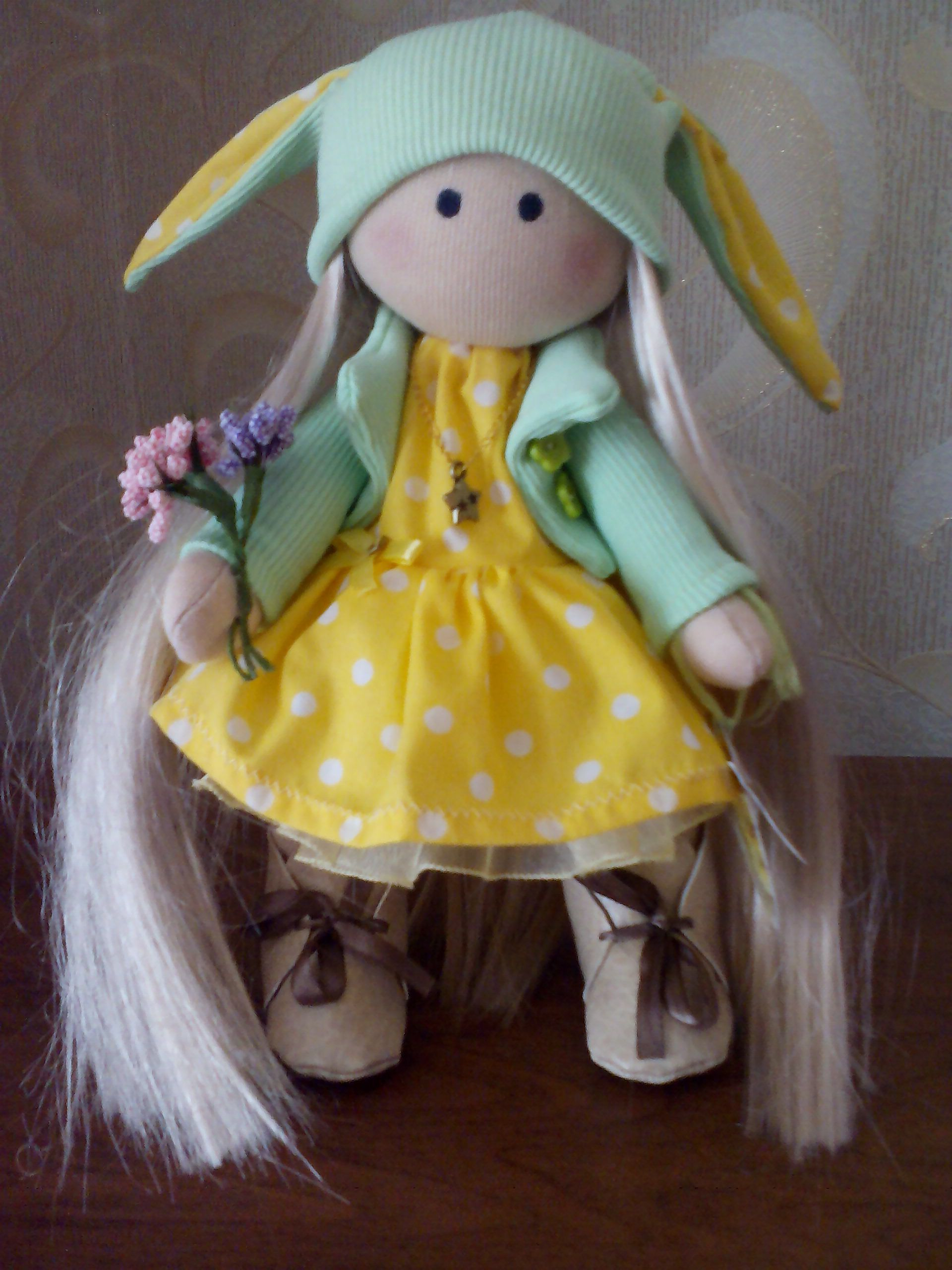 handmade doll girls rebecca