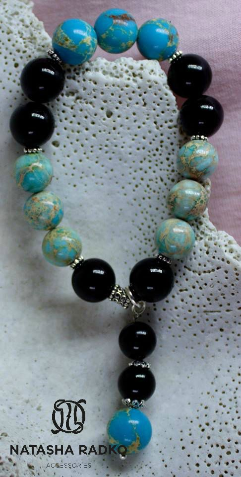 present variscite agate silver jewelry wristlet
