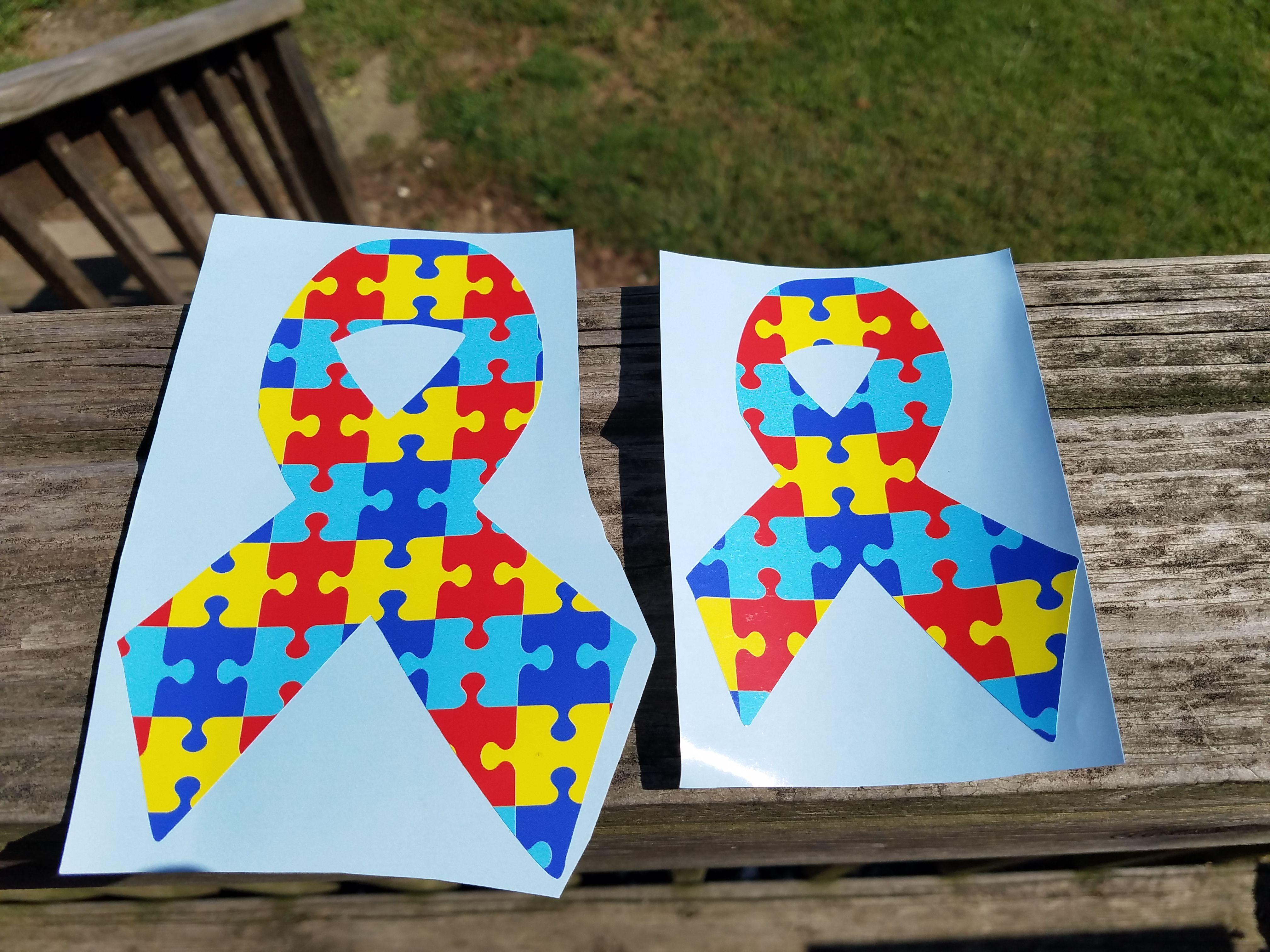 autism decal awareness