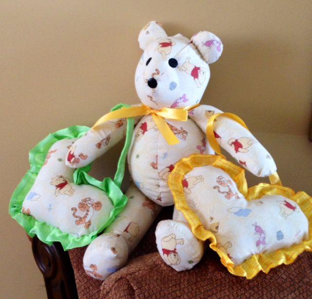bears baby decor heirloom keepsakes items memory cherished