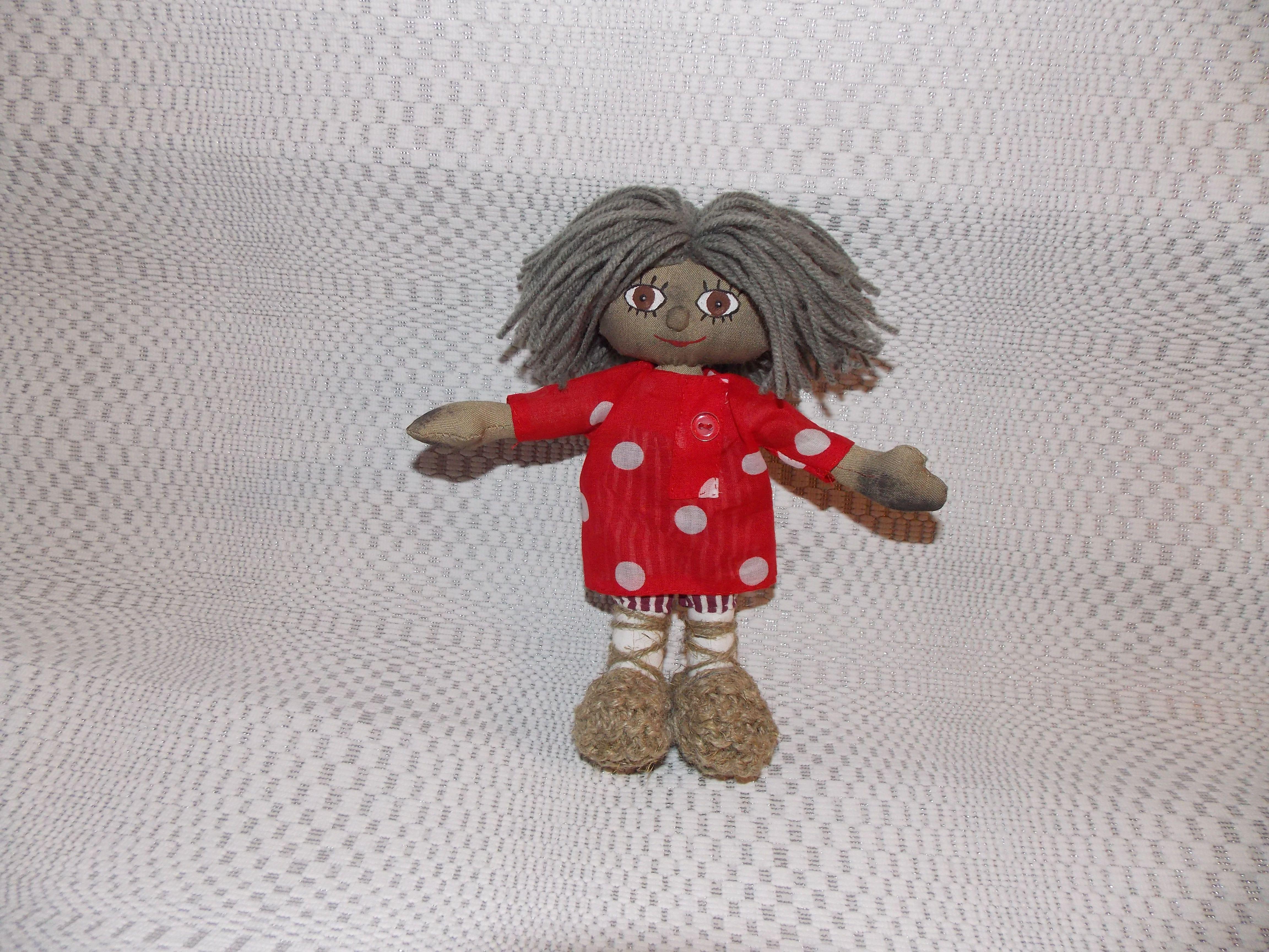 toy gift present handmade boogieman talisman