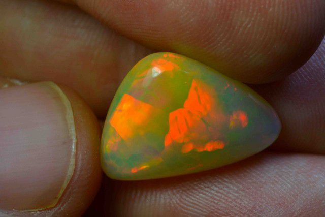 opal exclusive ethiopian honeycomb