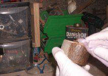 candle wooden handicrafts holder make