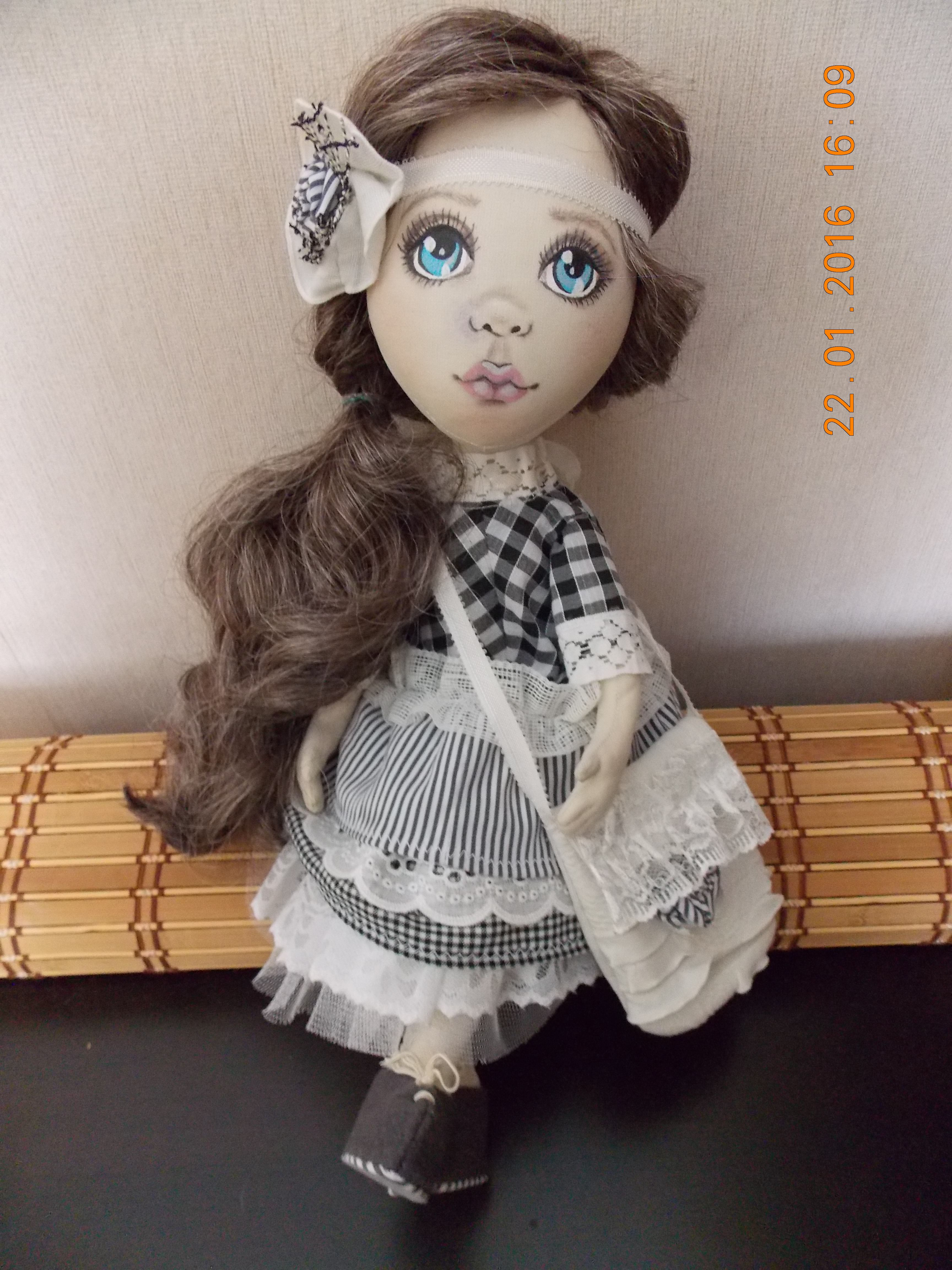 toy doll interior present accessory handmade