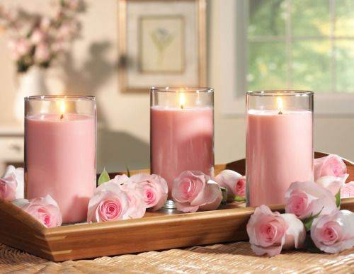 decor candles diy gift