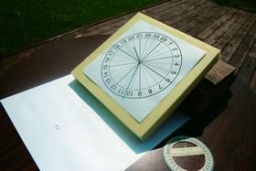 sundial time make unusual clock