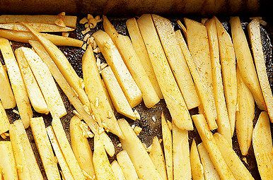 cookery fries cook french ingredients