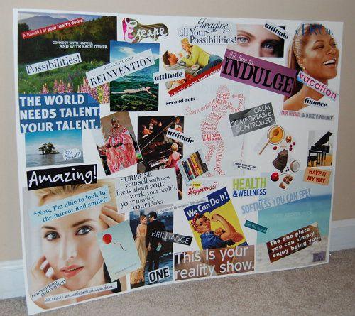 make board vision motivation photos