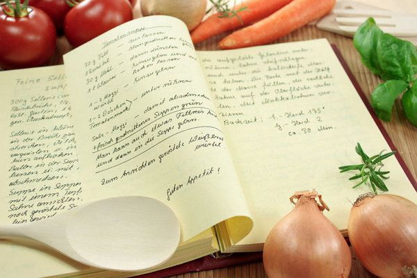 cookbook steps make cookery family