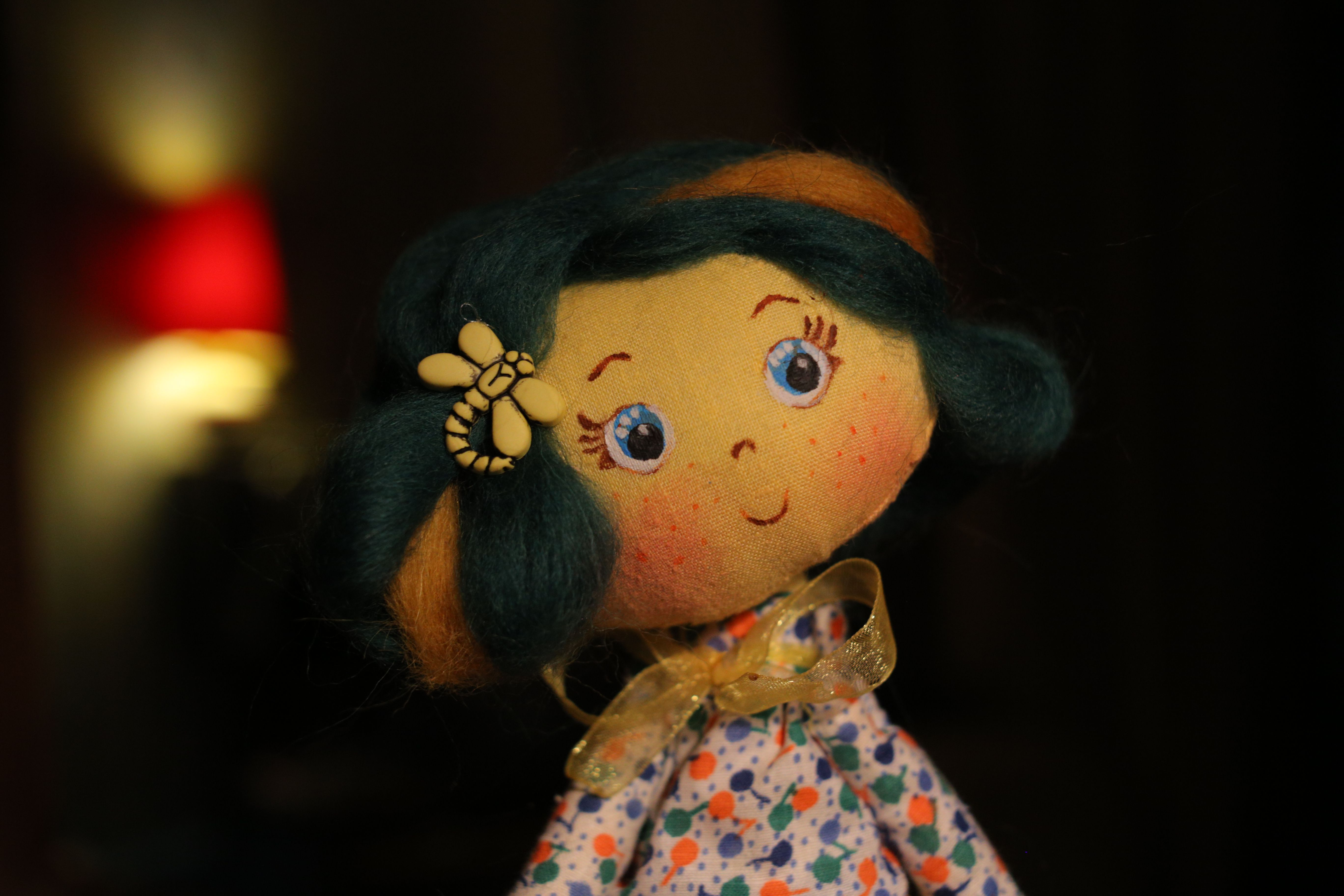 children doll seasons textile summer