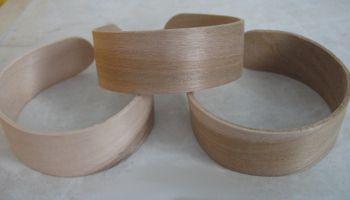 wooden sticks handicrafts bracelet make