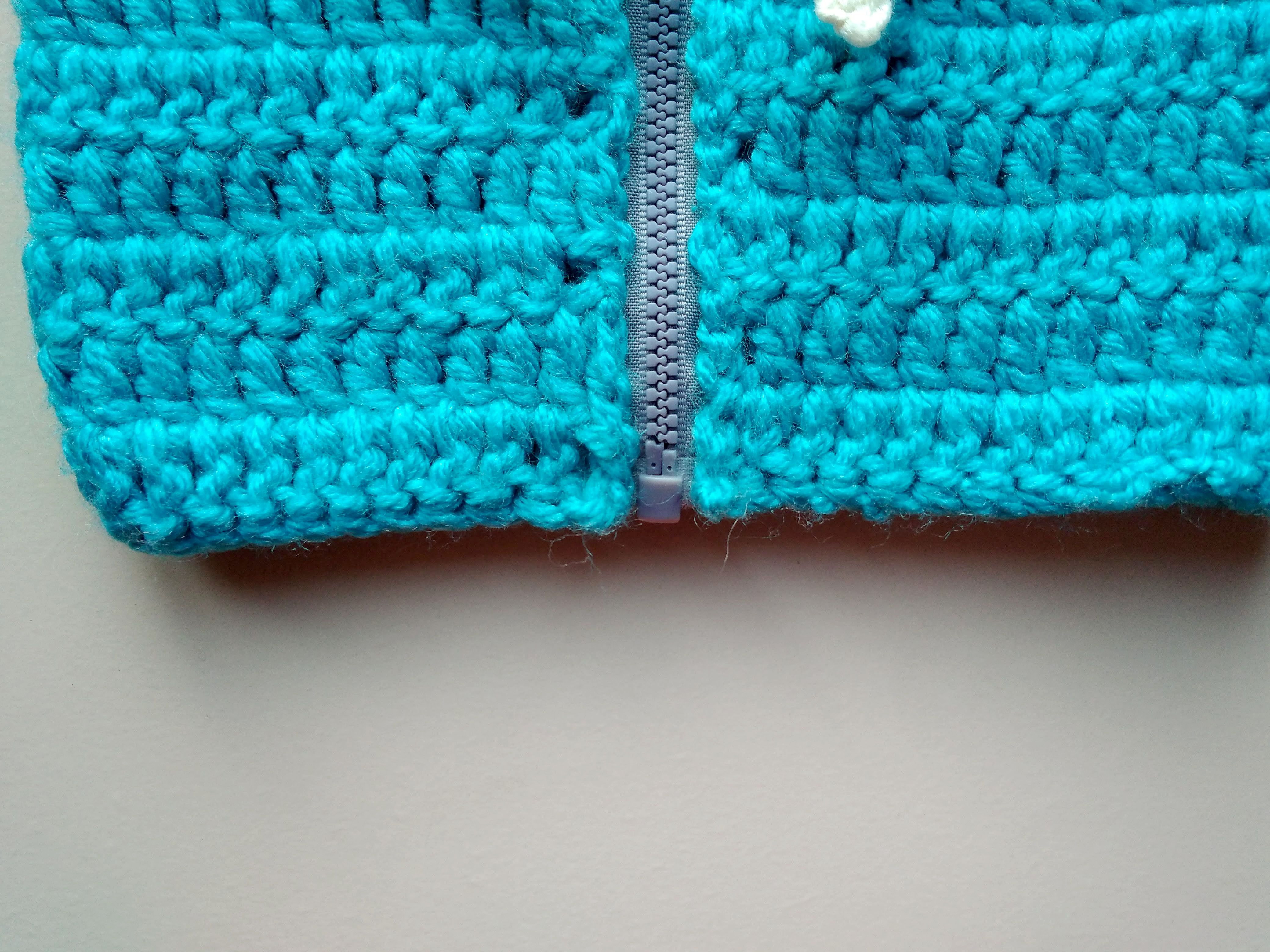 baby gift jacket for crochet