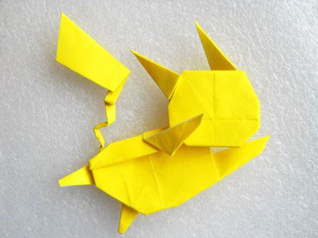 Adorable Pokemon Origami Book Download | Book origami, Origami ... | 337x450