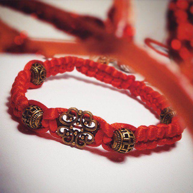 bracelet gift mascot handmade