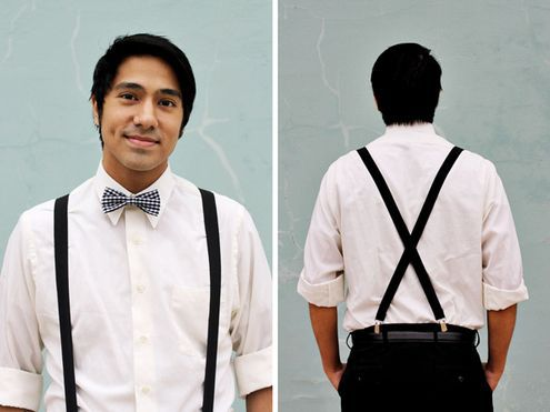 suspenders make fashion accessories modern