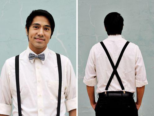 make fashion accessories suspenders modern