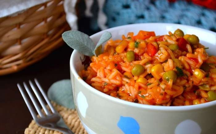cookery mexican rice cook ingredients