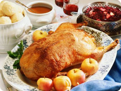 goose recipes cook cookery ingredients